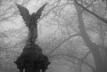 Taphophilia / Cemeteries