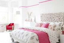Bohemian Bedrooms / The soft and luxurious feel of freedom in a stunning Bohemian bedroom