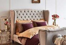 Luxury Bedrooms / Beautiful luxury Bedding