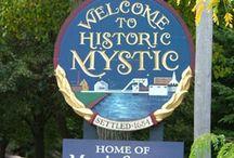 Travels: Mystic, CT