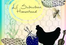 Lil' Suburban Homestead / This board our blog posts featured by Lil' Suburban Homestead and include topics on Prepared Pantry, Frugality, Sustainable Living, Keeping Chickens, Beekeeping and so much more! #homesteading #sustainableliving