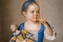 Kids 18thc: Portraits & Prints / by Sew 18th Century