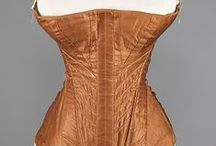 Stays / Corsets  / by Sew 18th Century