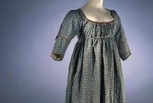Gowns: Transition/1790s