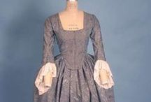 Gowns: English Closed Front / by Sew 18th Century