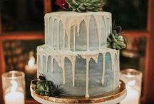 Wedding Cakes / One of the key ingredients to your wedding and also usually the focal point of your wedding reception is your wedding cake. Keep in mind some of the following when planning your wedding cake:  Choose an exciting flavor, or a traditional depending on your taste.  Vintage and hand-painted cakes will be popular, along with some exciting new icing techniques like ruffles and simple wavy buttercream.