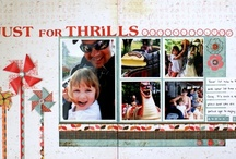 Scrapbooking Layouts / Layouts I have created.