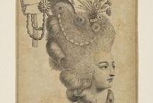 1770s Hair