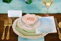 Stylish Reception Decor / Inspiration for your Austin wedding reception decor!
