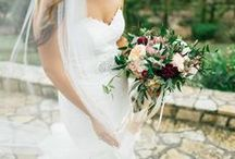 Beautiful Blooms / Bouquets and floral design inspiration from local Austin florists!