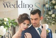 Wedding Planning Resources / All the tools to help you plan your wedding in Austin, Texas! Check out our Online Magazine at www.AustinWeddingStyle.com!