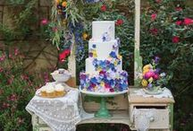 Wedding Cakes, Sweets, & Treats / So sweet you can almost taste it!
