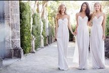 Bridesmaid Dresses / For the girls who stand by your side!