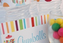 Gumball Party / by Bee and Daisy Party Studio