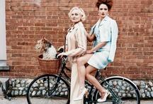 bicycle style / by velvet elisa