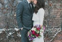 Winter Weddings / A collection of winter wedding centerpieces, inspiration boards, and other accents for the traditional and romantic bride, modern bride, or rustic bride.