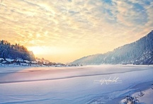 Winter walkabouts / some winter photos from Slovenia - from the lil walkabouts and stopping with car along the roads :) / by Dejan Bulut