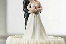 Cake Toppers / Wedding cake topper ideas