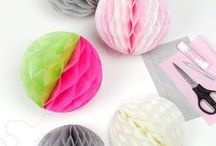Paper crafts and wrapping art