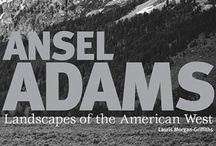 Ansel Adams / Ansel Easton Adams (February 20, 1902 – April 22, 1984) was an American photographer and environmentalist. His black-and-white landscape photographs of the American West, especially Yosemite National Park, have been widely reproduced on calendars, posters, and in books. http://www.anseladams.com/ / by Marina Macedo Silva
