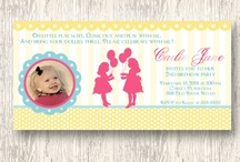 Girls Vintage Silhouette Party / by Bee and Daisy Party Studio
