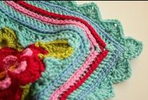 Crochet - edging and joining / That's all, folks!