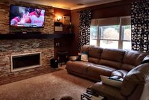 Great Room / by Colleen Asbrock Mitchell
