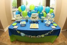 Baby Shower Ideas / by Sherry Thiel