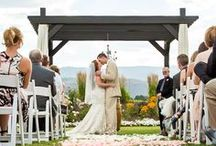 Outdoor Wedding / Creative and crafty outdoor wedding reception ideas and inspiration.