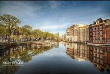 Amsterdam and its surroundings / just a short trip to beautiful Netherlands / by Dejan Bulut