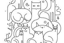 Printables&Fonts / by straycats