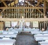 Wedding Venues / Whether in the states or across the pond, find the perfect place to host your wedding with this collection of romantic, modern, and rustic wedding venues