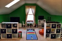 play room / by Colleen Asbrock Mitchell