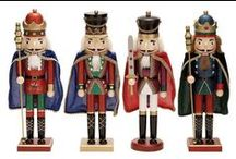 Christmas Nutcrackers / by Sara Hayden