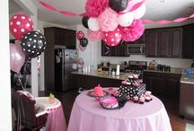 2nd Birthday Party Ideas / by Sherry Thiel