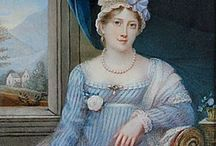 Early 19th Century Portraits / by Sew 18th Century