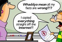 Informatievaardigheden / Overzicht van relevante artikelen, video's, lespakketten etc op het gebied van informatievaardigheden.