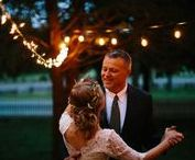 Wedding Songs / Music lists and song ideas for wedding ceremony music, reception music, first dance, father/daughter, mother/son dance dance, and all songs in between.