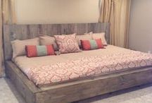 Bedroom Ideas..... / by Amanda Wardwell
