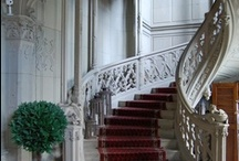 Staircases & Halls