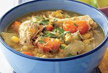 Food - Chowders, Gumbos, Soups, & Stews