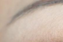 Make-up for green eyes / by Honeyandhair