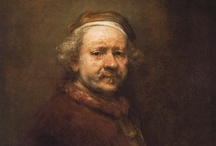 Rembrandt / by Rebel Foster
