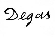Degas - Dance