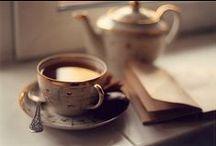 Tea/Coffee Time.