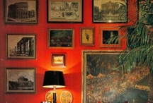 Vignettes & Art Arrangement / by Rebel Foster