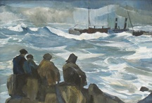 Out to Sea / by Rebel Foster