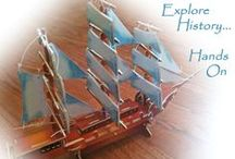 Education | Hands on History / Hands on history and geography ideas to keep it fun and interesting!