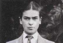 Frida Kahlo /