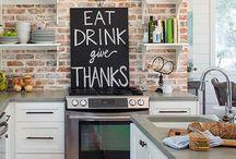 Kitchen / by Natalie Kay